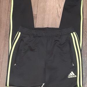 Adidas climacool jogging pants.